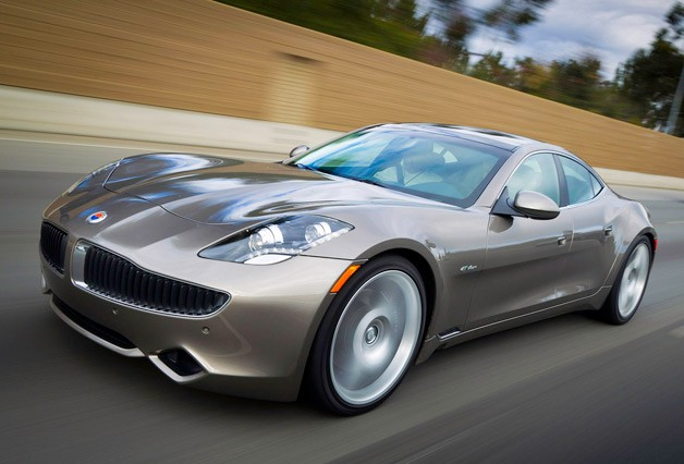 Fisker Karma